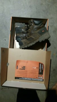 safety boots timbeland