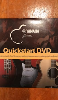 Guitar Learning DVD Silver Spring, 20910