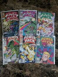 Marvel Comics Power Pack Brampton, L7A 2R8