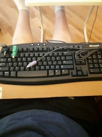 Microsoft Keyboard and mouse Moncton, E1G 5P4