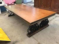 Very Large And Nice Coffee Table Homeland, 92548