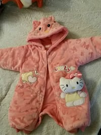 Hello Kitty baby winter Jacket Toronto, M3K 1S9