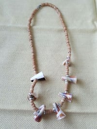 Necklace shells