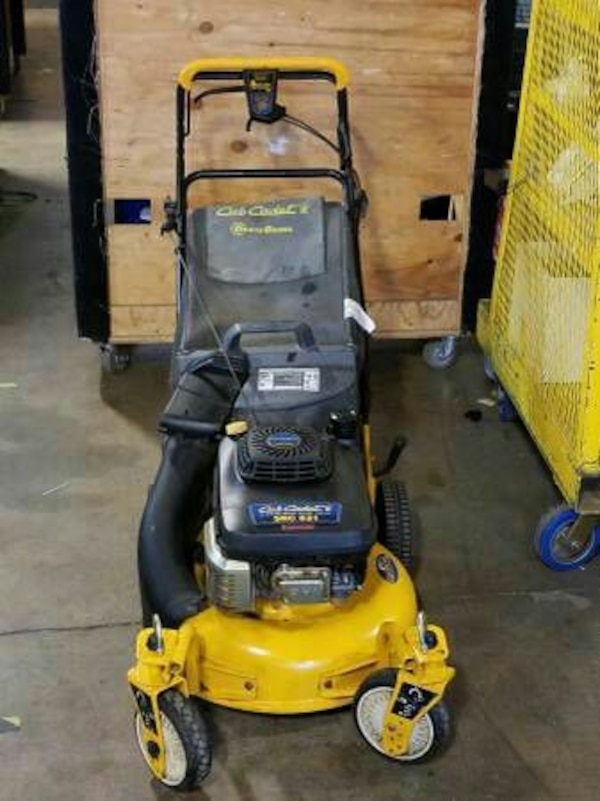 Cub Cadet Src 621 6 Sd Self Propelled Bag Mower