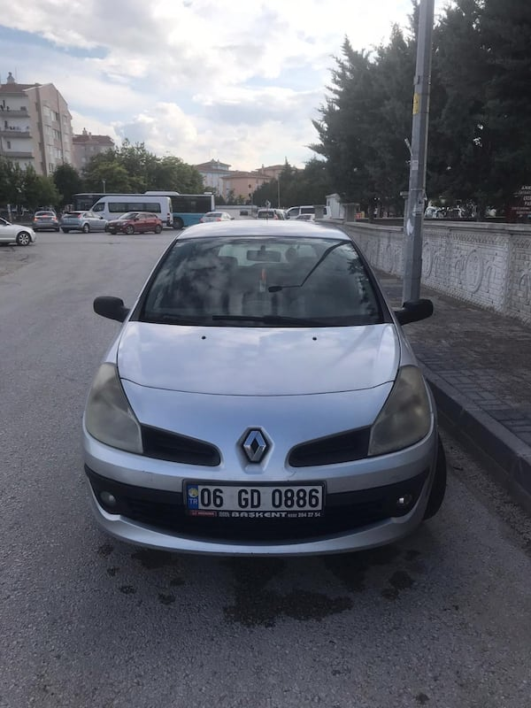 2007 Renault Clio 3 AUTHENTIQUE 1.5 DCI 80HP c77101c2-fb41-4837-8409-675764873c98