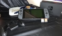 Nintendo Switch + games and accessories El Paso, 79924