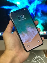 Iphone X 256gb Grey ( T-Mobile) like new perfect condition Birmingham, 35242