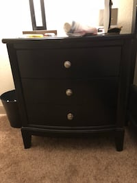 Matching night stand and dresser Colorado Springs, 80918