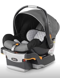 Chicco Keyfit30 car seat, 2 bases, & stroller Purcellville, 20132