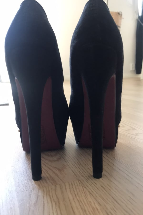 High heels shoes size 37 4