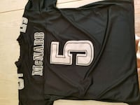 black and white NFL jersey Dunrobin, K0A 1T0