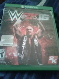 WWE2K16 XBOX ONE Rancho Cordova, 95670