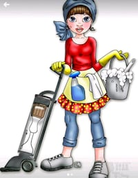 Home cleaning Manassas Historic District