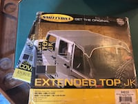 Smittybilt Extended Top JK box