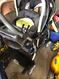 Graco Ready2grow lx double stroller  Sioux Falls, 57110