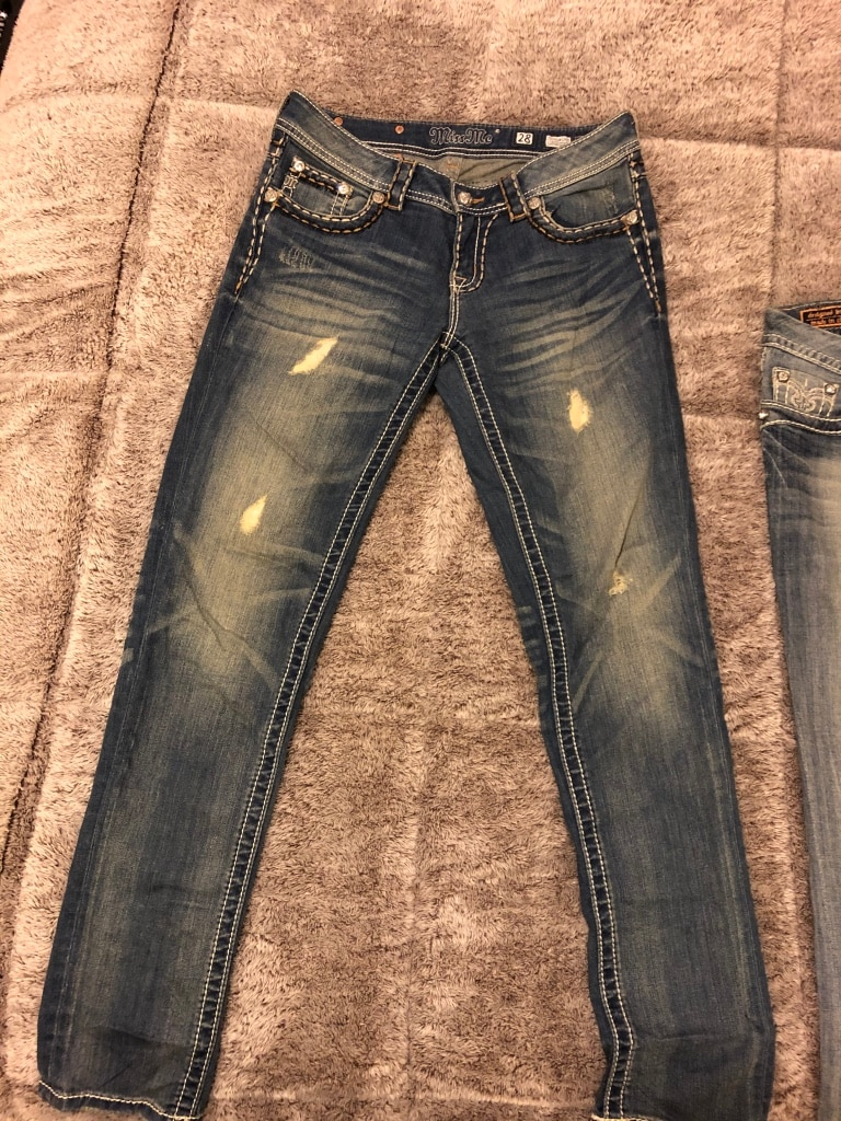 Photo Women Jeans Miss Me size 28/32