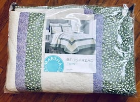 Twin Bed Spread