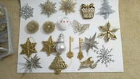 Christmas Tree Decorations 37 - Pieces Ashburn, 20147