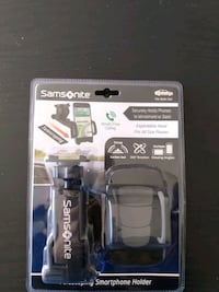 Samsonite telescopic cell phone holder