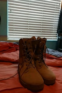 "5.11 8"" Combat Boots with zip up sides Gilbert, 85295"