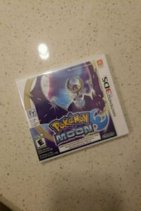 Pokemon Moon Nintendo 3DS Abbotsford, V2S 6R4