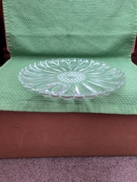 Lead crystal serving dish Frederick, 21701