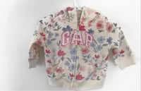 Gap Baby Girl Floral Logo Bear Sweater Size 3-6 m Los Angeles, 91606