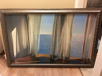 Stunning picture with beautifully detailed frame