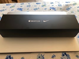 Apple watch nike+ series 5 44 mm