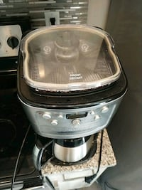 Cuisinart coffee grinder and brewer Edmonton, T5T 6W4