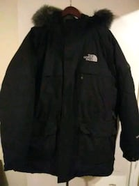 North face parka coat Springfield, 22150