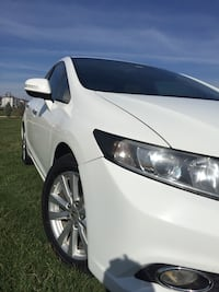 Honda - Civic - 2013