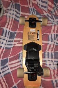 Electric long board