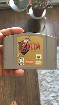 Nintendo 64 game cartridge with game cartridge Bois-des-Filion, J6Z