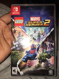 LEGO Marvel Super Heroes 2 New York, 10458