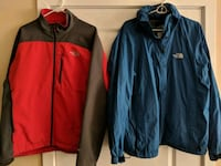 Northface jacket Washington