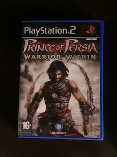 PS@ Prince of Persia warrior within case