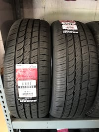 245/65R17 SET OF 4 TIRES ON SALE WE CARRY ALL BRAND AND SIZES  Bay Point, 94565