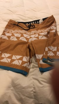 surf shorts Honolulu