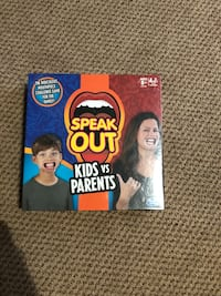 Speak Out Game For The Whole Family Oakville, L6L 5E5
