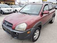 2005 Hyundai Tucson Houston