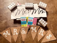 NEVER USED! Wedding Decor and Favors Laurel, 20707