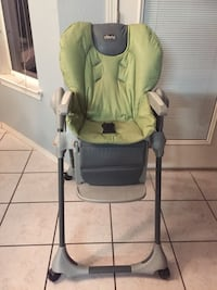 Chicco high chair missing tray El Paso, 79928