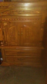 REDUCED! NICE DRESSER ARMOIRE Charlotte, 28262