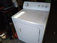 Whirlpool Electric white front-load clothes dryer Whitby, L1R 1W7