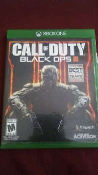 Black Ops 3(Xbox One) Washington, 20002