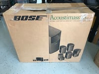 Bose Acoustimass 10 Home Theatre Speaker System