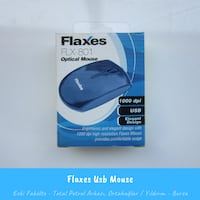 FLAXES USB KABLOLU MOUSE