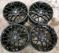 "18"" Rims 5x114.3 with Toronto, M6L 1A4"