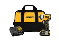 ATOMIC 20V MAX Li-Ion Brushless Cordless Compact 1/4-inch Impact Driver w/ (1) Battery 1.3Ah, Charger & Tool Bag Coquitlam
